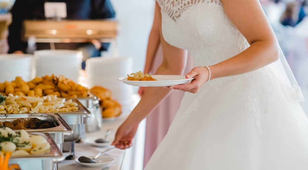 Catering Wedding Experience