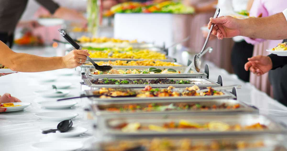 What is Commercial Catering: Thomas Olivers Gourmet Catering